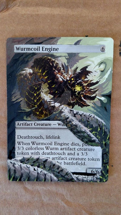 Wurmcoil by kquint