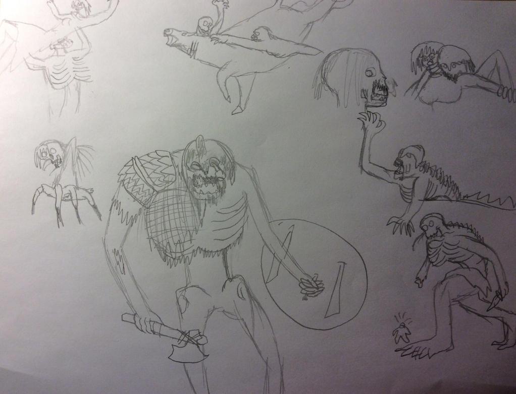 Wrath of the Northmen by Dinomaster337