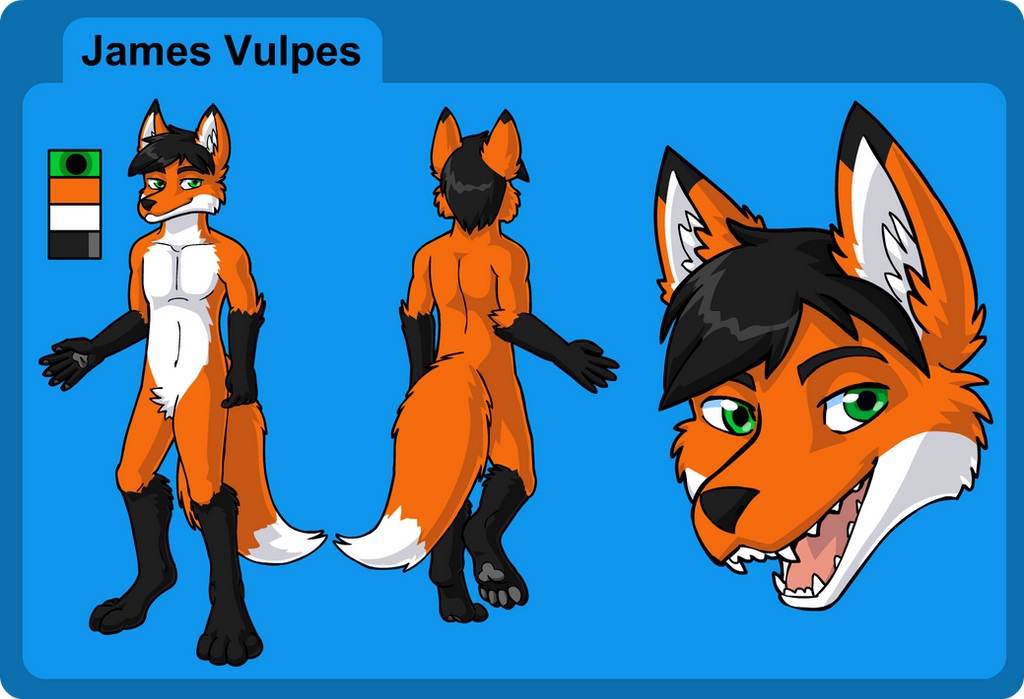 James Vulpes by KristKC