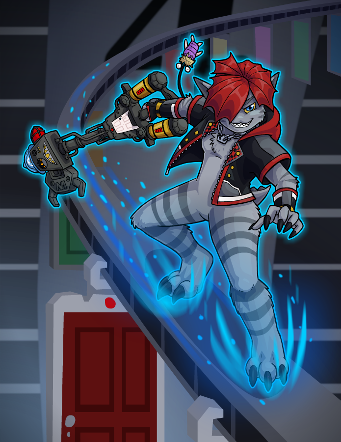Monster Sora with Speed Draw!
