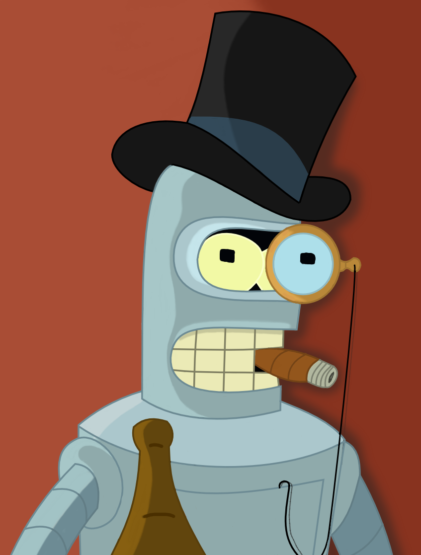 Mr.Bender......Classy. by Sgtconker1r
