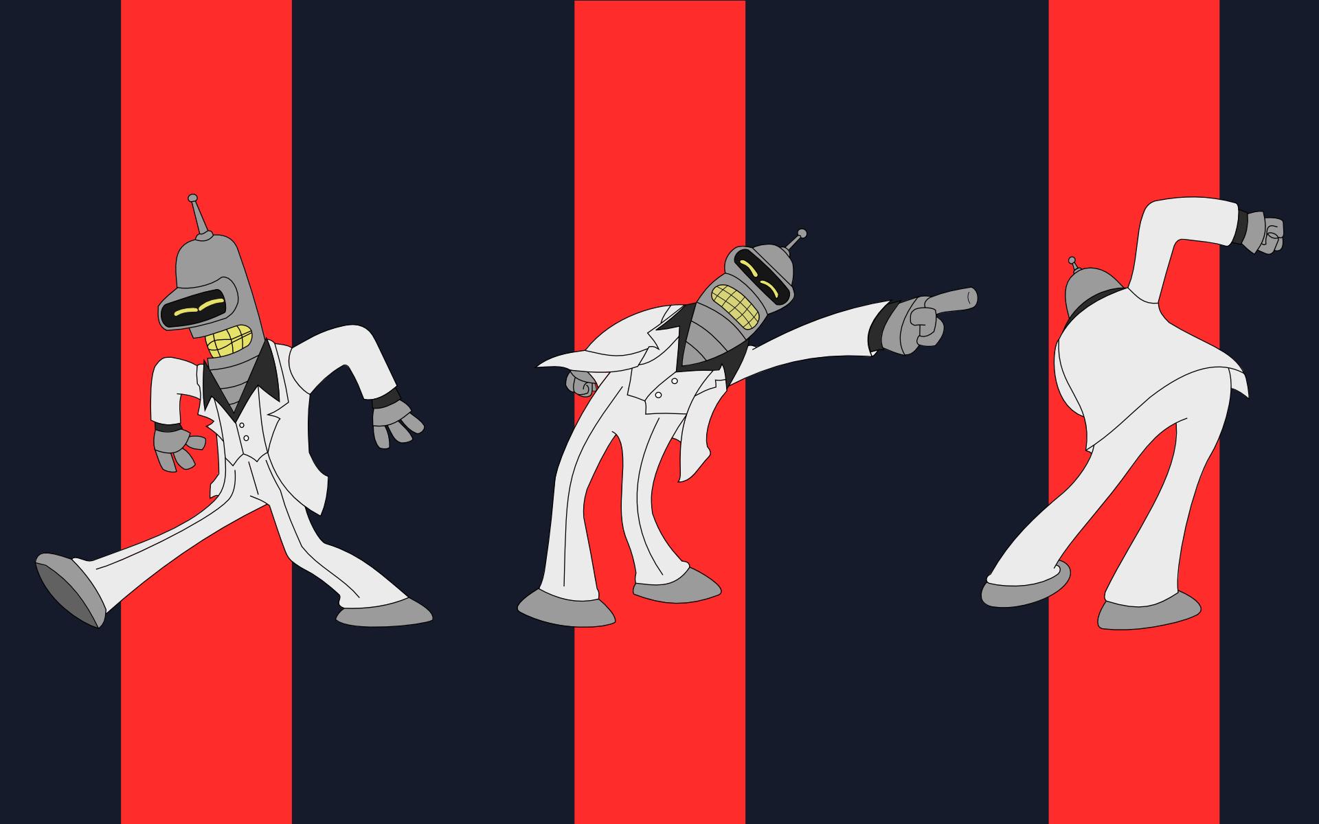 Do The Bender Wallpaper by Sgtconker1r