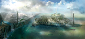 Tel'ron - the Marble Citadel