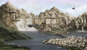 Tek'ron-The Fortress Monastery