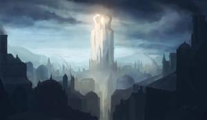 Old Caudel City - Triumvirate of Man