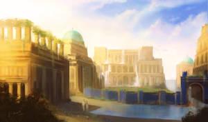Imperial City - Rose of the San-San Saruk Republic