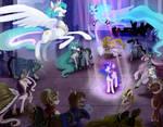 Pretty Pony Princess Party - Twilight's Honor
