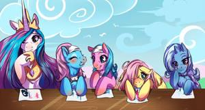 Best Pony Conest - The Judges' Dilemma