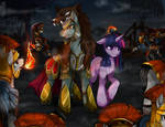 I shall either find a way or make one, Twilight