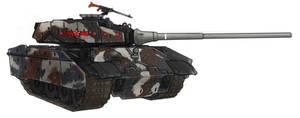 ICA Heavy Tank - Konigstiger (King Tiger)