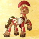 Mirror Equestria - Centurion Coltrane