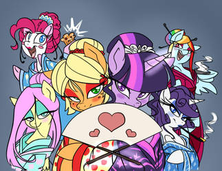 TSSSF - Equestria Expanded 'Neighpon' Deck Teaser