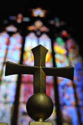 St Vitus Cross by aartvark