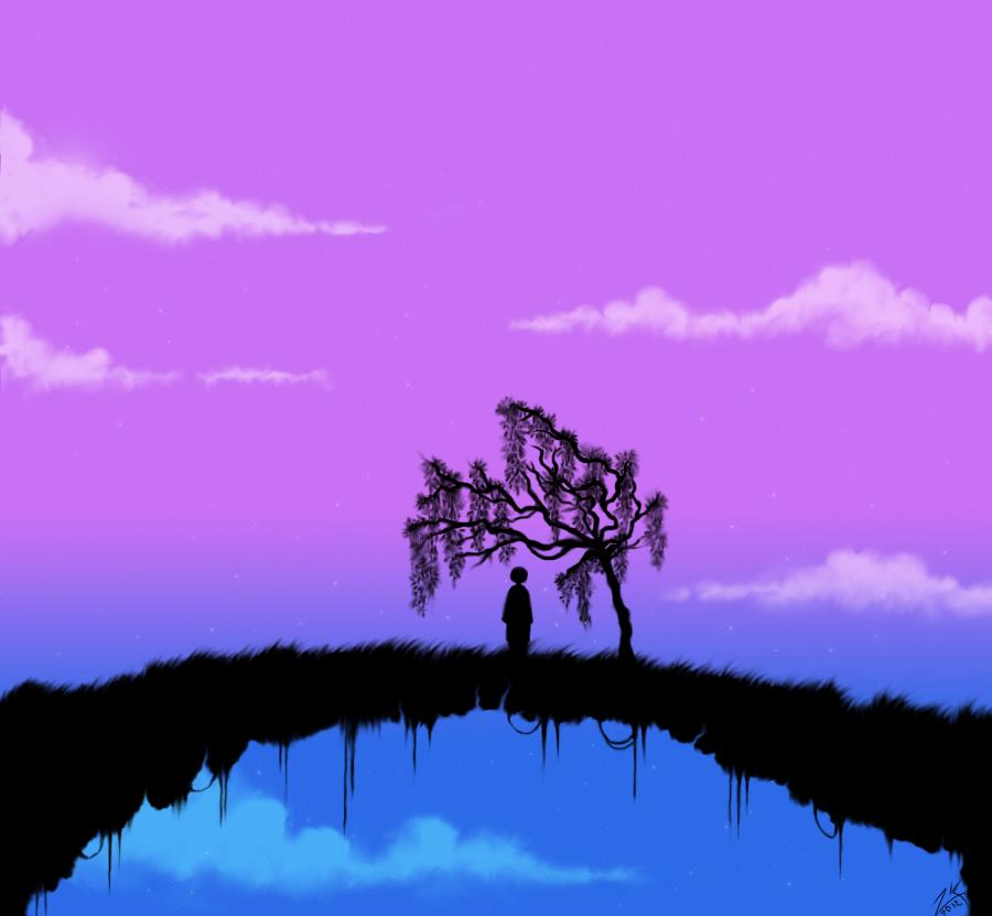 Hetalia - Alone by zeraan