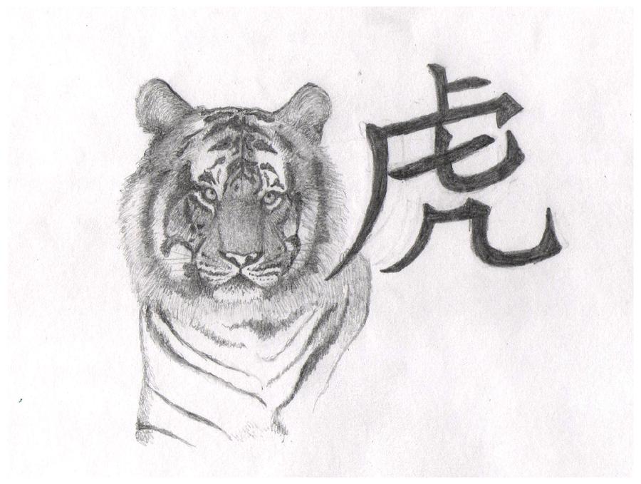 - Tiger- by zeraan