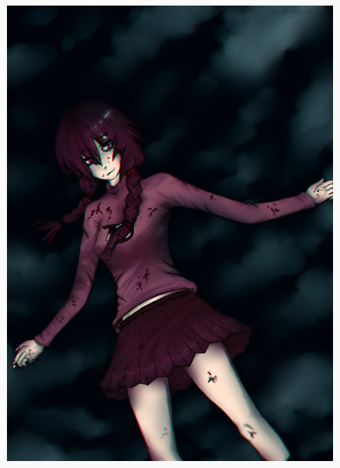 Yume Nikki - Endless Dream by zeraan