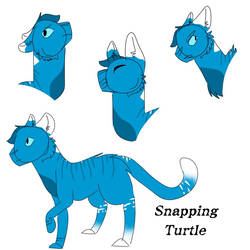 Snapping Turtle (Ref update)