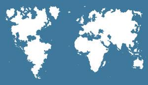 New World Charter Sketch Blank