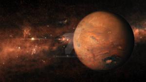 Space Scene 5