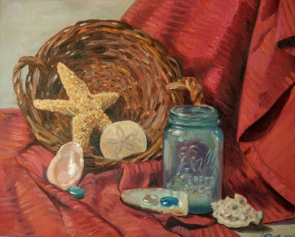 Ocean Glass by Vanilla12789