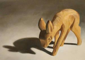 The Deer from Oberamergau