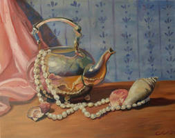 Teapot Reflections
