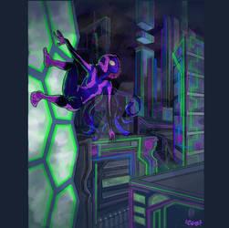 Ribbon Spider - My Spidersona