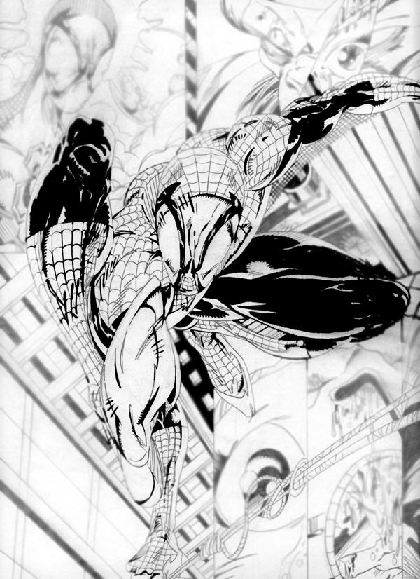 SPIDEY by Atew