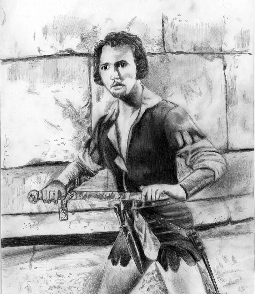 Robin Hood by Bluesilver84