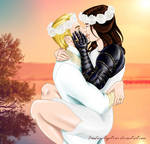 Thank you for loving me. by Madara-Nycteris