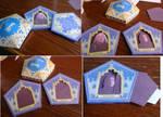 Handmade Harry Potter Chocolate Frog Cards
