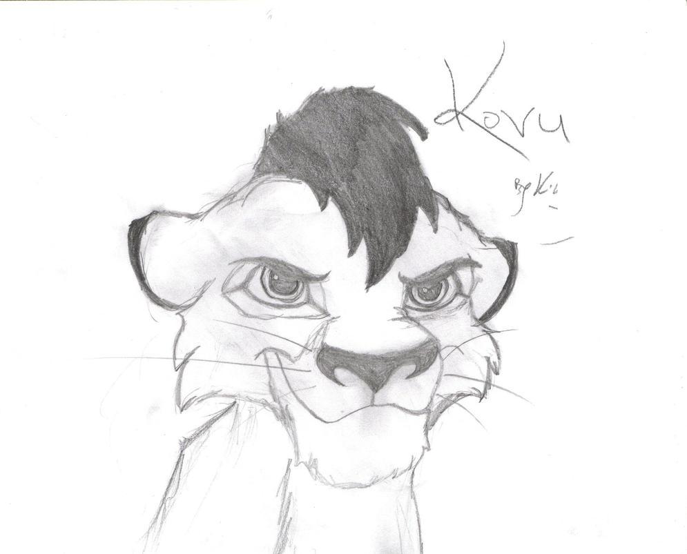 Uncategorized Lion King Sketch kovu sketch from lion king 2 by galleyarts on deviantart galleyarts
