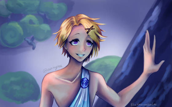I can go the distance (Yoosung)
