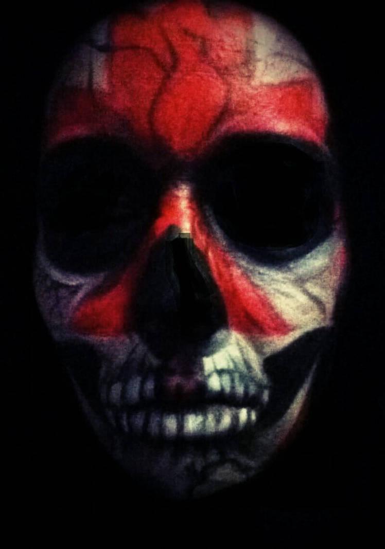 Canadian skull by afitzy27