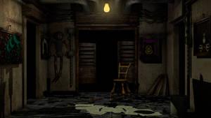 abandoned room  thott