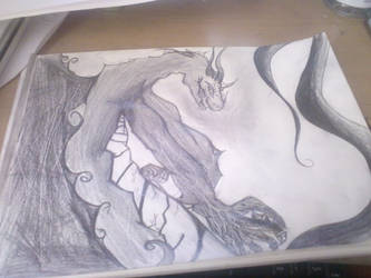 Dragon2 by Darkfairydreams