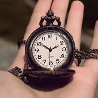 Clock by Smertushka