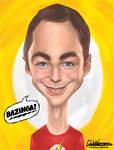 BAZINGA! Sheldon Cooper