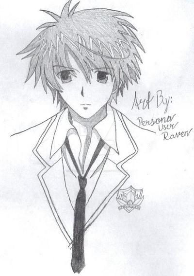 Takumi Nishijou Art by PersonaUserRaven