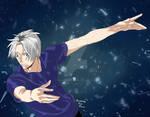 Victor!! On Ice