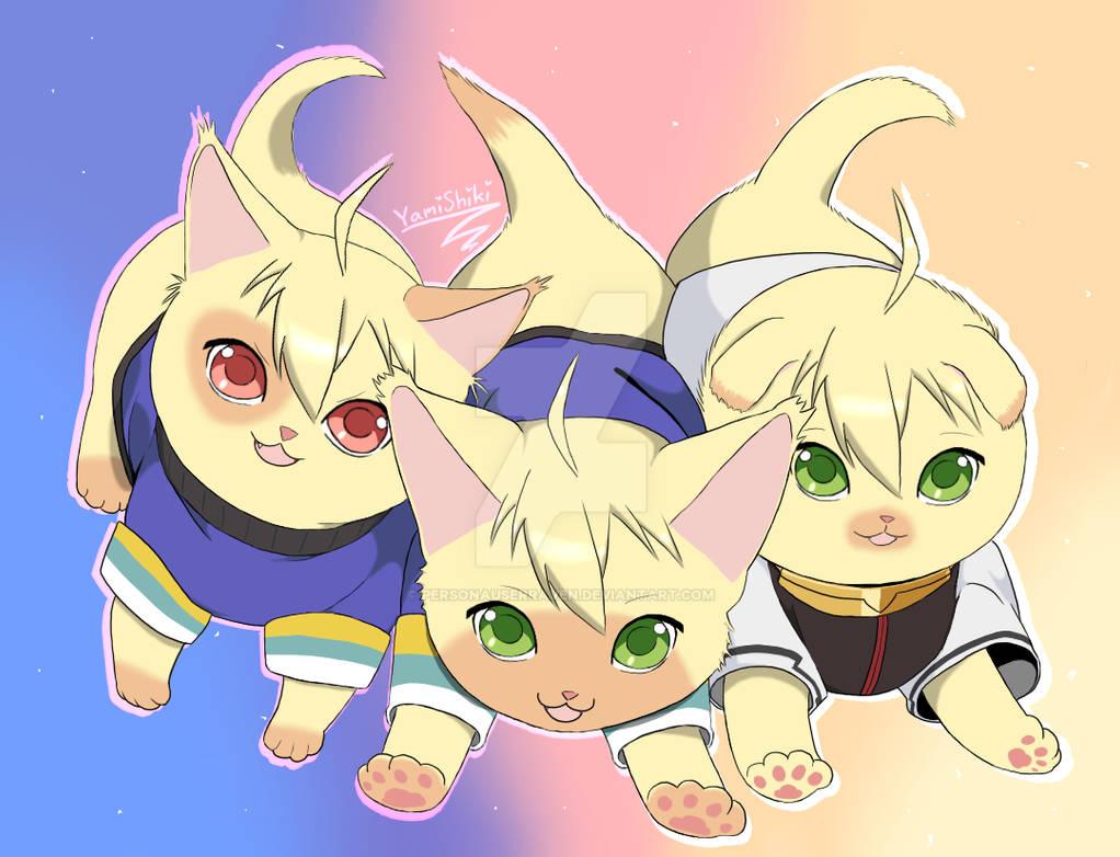 Tales of Kitties