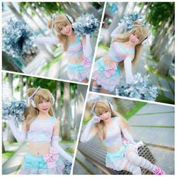 Kotori Cheerleader by Spinelo