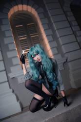 Pokerface Miku by Spinelo