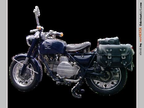 Moto Guzzi Nuovo Falcone - STOCK