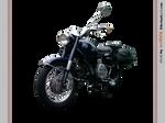 Moto Guzzi Nuovo Falcone front-left - STOCK