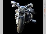 Yamaha XVS 1300 front - STOCK