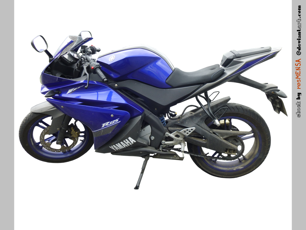 Buy Yamaha R Two Tone