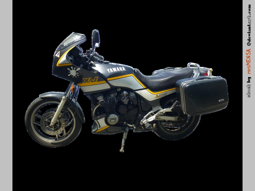 Yamaha XJ 600 left - STOCK by resMENSA on DeviantArt