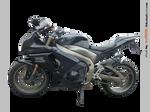 Suzuki GSX-R 1000 K9 left - STOCK