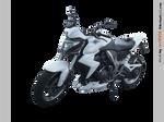 Honda CB1000R front-left - STOCK